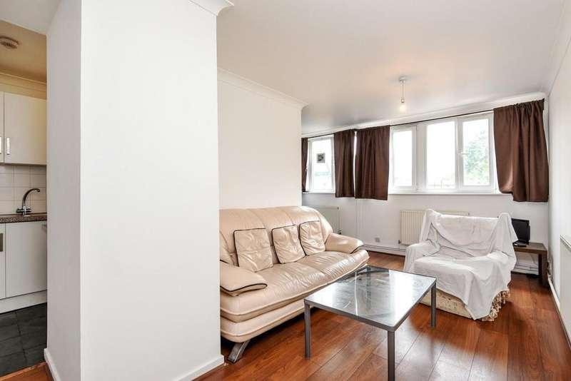 2 Bedrooms Flat for sale in Marylee Way, Kennington