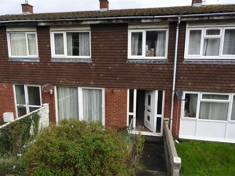 3 Bedrooms Terraced House for sale in Ystwyth Close, Penparcau, Aberystwyth