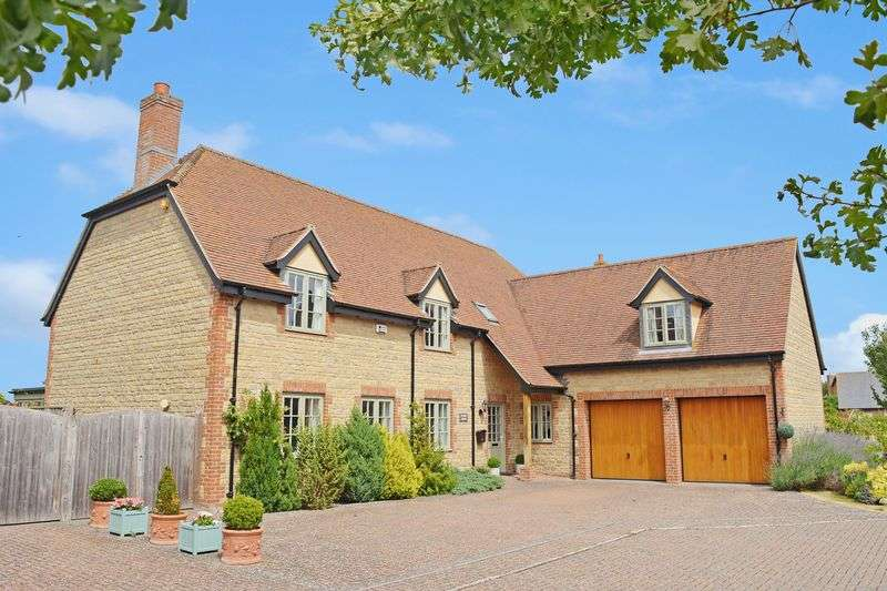5 Bedrooms Property for sale in North Green, West Hanney, Wantage