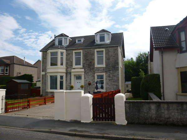 1 Bedroom Flat for sale in 82/2 Edward Street, Dunoon, PA23 7AS