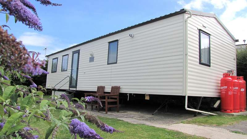2 Bedrooms Park Home Mobile Home for sale in Panorama Road, Swanage