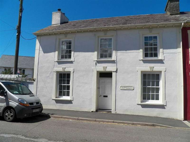 4 Bedrooms End Of Terrace House for sale in Llanon, Ceredigion