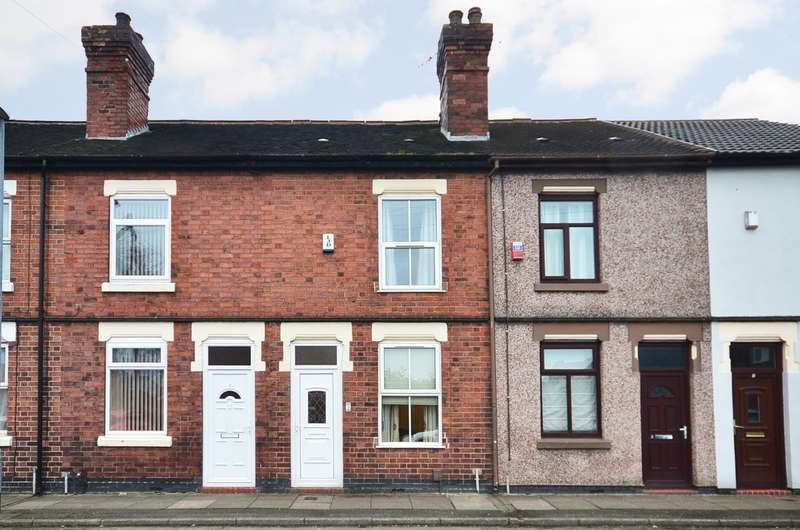 2 Bedrooms Terraced House for sale in **NEW** Standard Street, Fenton, ST4 4NG