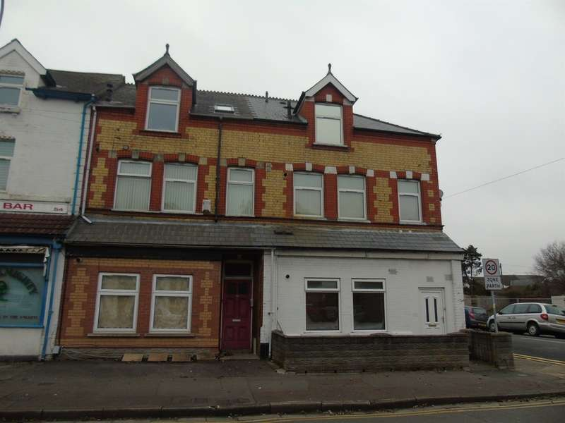 1 Bedroom Flat for sale in Clive Road, Canton, Cardiff