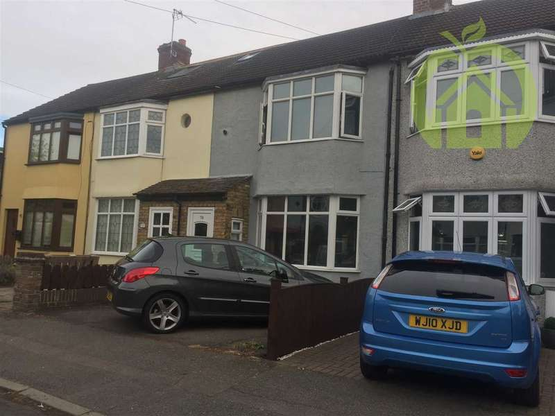 3 Bedrooms Terraced House for rent in Harwood Avenue, Ardleigh Green, Hornchurch