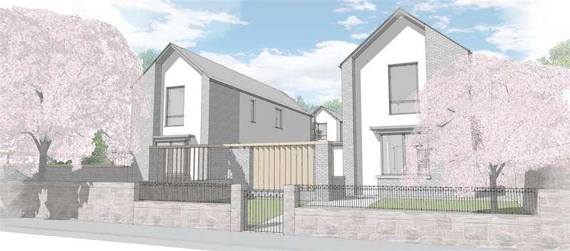 3 Bedrooms Detached House for sale in Fitz Morris Gardens, Falkirk