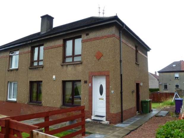 2 Bedrooms Flat for rent in Pitlochry Drive, Cardonald, G52