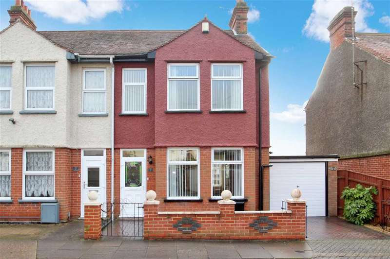 3 Bedrooms Semi Detached House for sale in Castle Road, Ipswich
