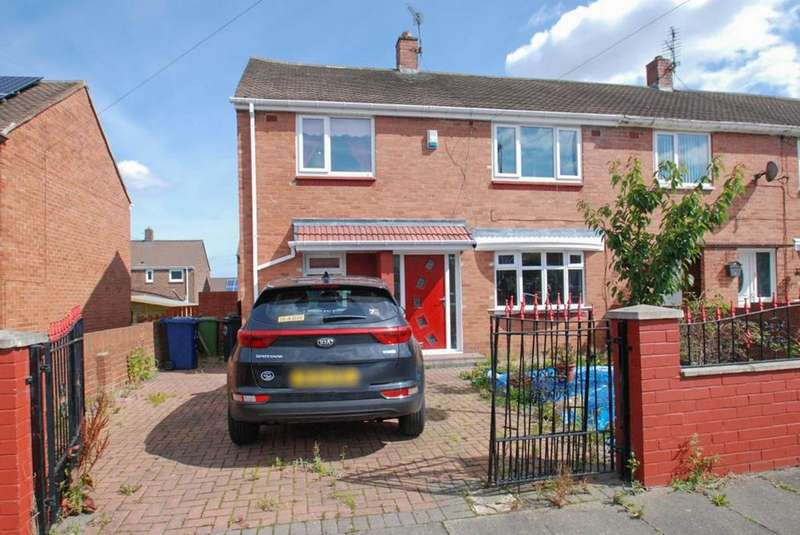 3 Bedrooms House for sale in Queensland Avenue, South Shields