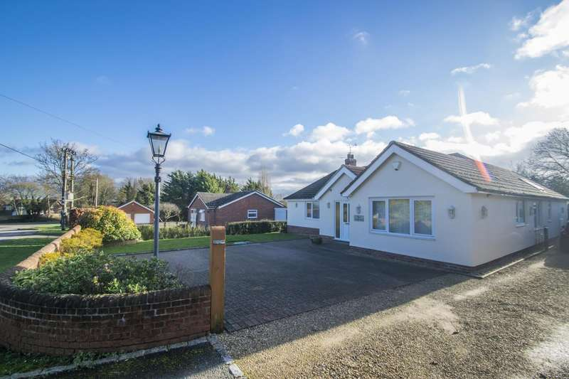 3 Bedrooms Detached Bungalow for sale in Chilton Road, Upton, Didcot, OX11
