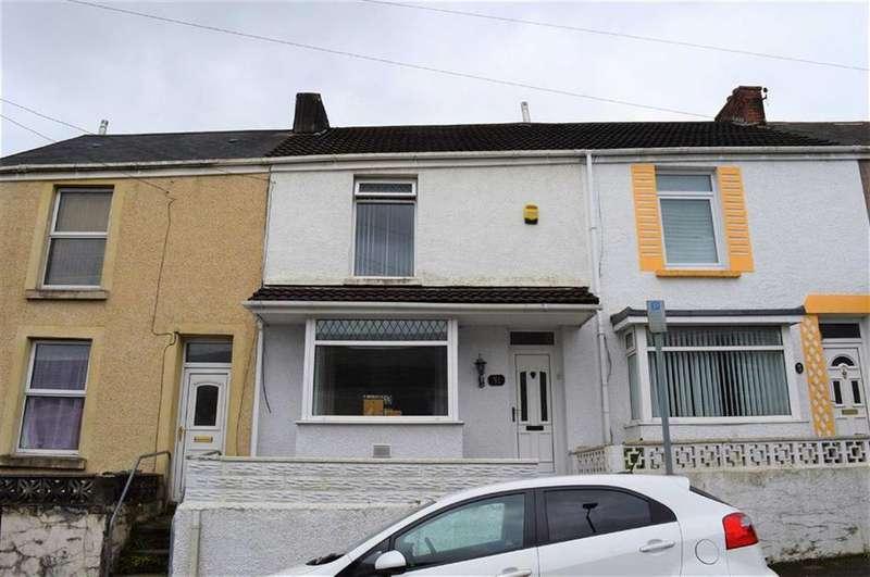 3 Bedrooms Terraced House for sale in Fern Street, Swansea, SA5