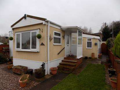 2 Bedrooms Bungalow for sale in Caldwell Caravan Site, Bradestone Road, Nuneaton, Warwickshire