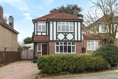 3 Bedrooms Detached House for sale in Lancing Road, Orpington