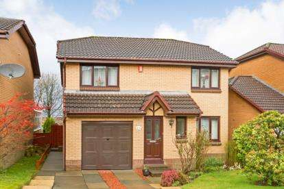 4 Bedrooms Detached House for sale in Cumnock Road, Robroyston