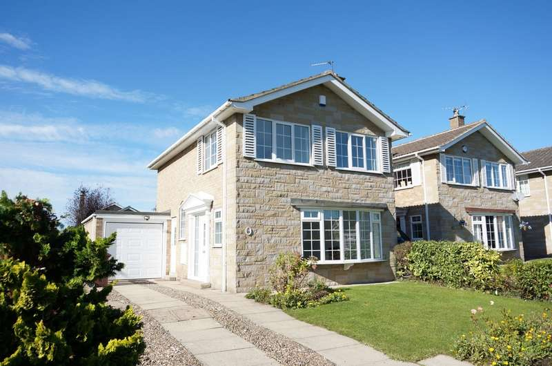 3 Bedrooms Detached House for sale in Badgerwood Glade, Wetherby, LS22
