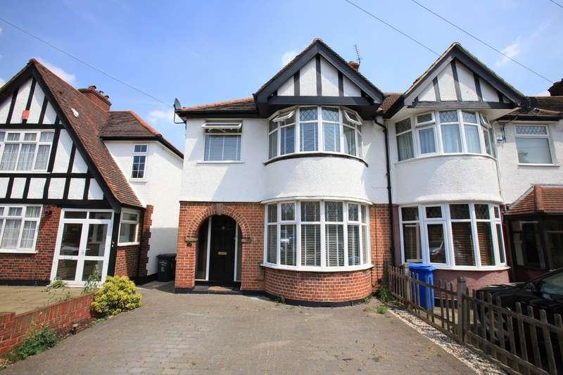 3 Bedrooms Semi Detached House for rent in Farmland Walk, Chislehurst, BR7