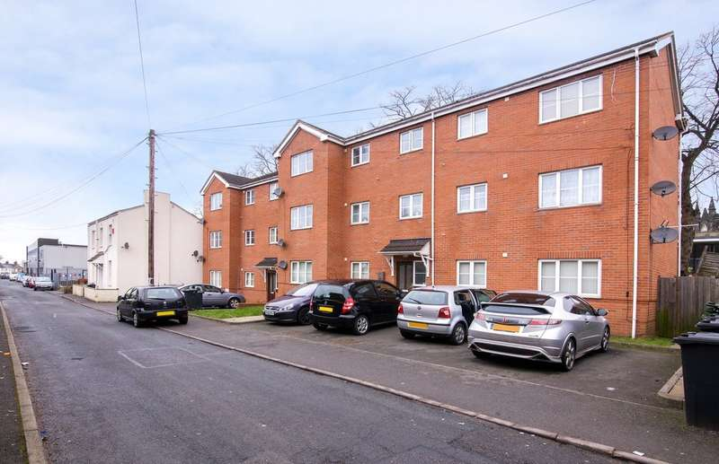 2 Bedrooms Flat for sale in Abberley Court, Dudley, DY2 8QY