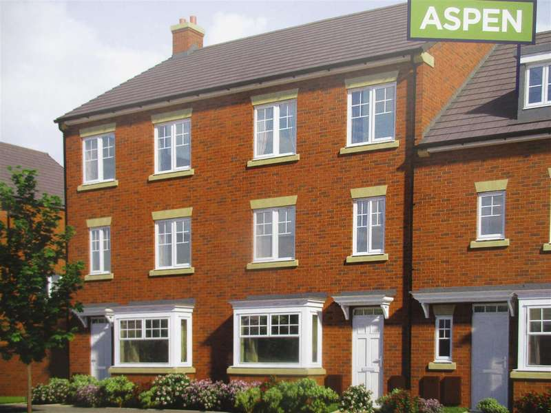 3 Bedrooms Town House for sale in Plot 208 The Mill, Canton, Cardiff