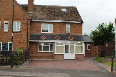 7 Bedrooms Semi Detached House for rent in Queensway, Leamington Spa