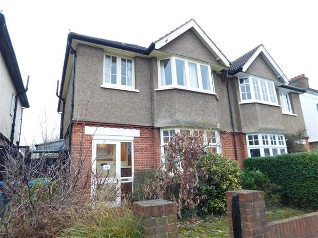 3 Bedrooms Semi Detached House for sale in Norbiton Avenue, Kingston Upon Thames