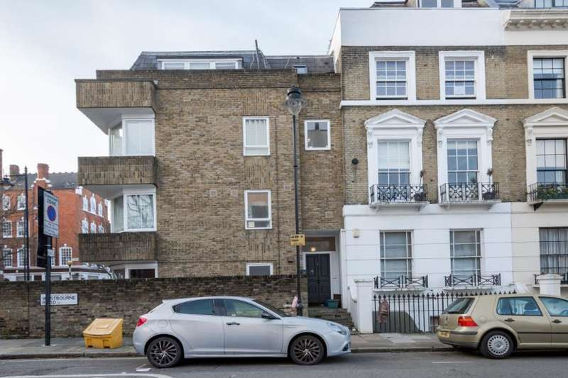 1 Bedroom Flat for sale in Barnsbury, Islington, London N1