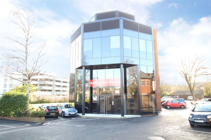 1 Bedroom Flat for sale in Ridgmont Plaza, 36 Ridgmont Road, St. Albans, Hertfordshire, AL1