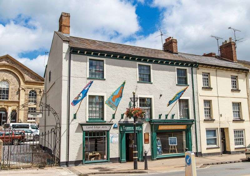 Property for sale in High Street, Crediton