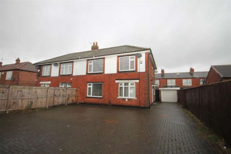 3 Bedrooms Semi Detached House for sale in Green Lane, Middlesbrough, TS5