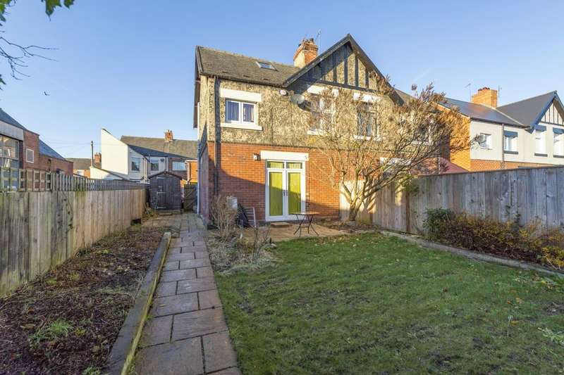 3 Bedrooms Semi Detached House for sale in Cooperative Villas, DURHAM, DH7