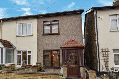 2 Bedrooms End Of Terrace House for sale in Eden Road, Beckenham