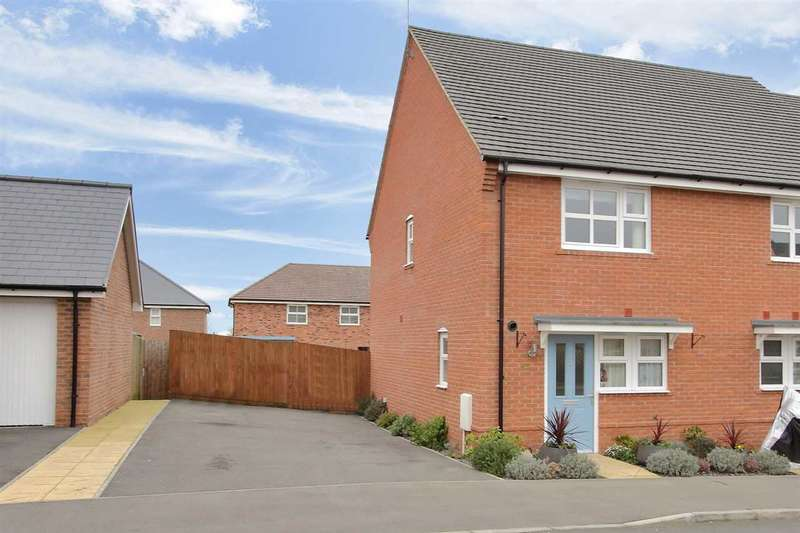 2 Bedrooms End Of Terrace House for sale in Tailor Close, Andover
