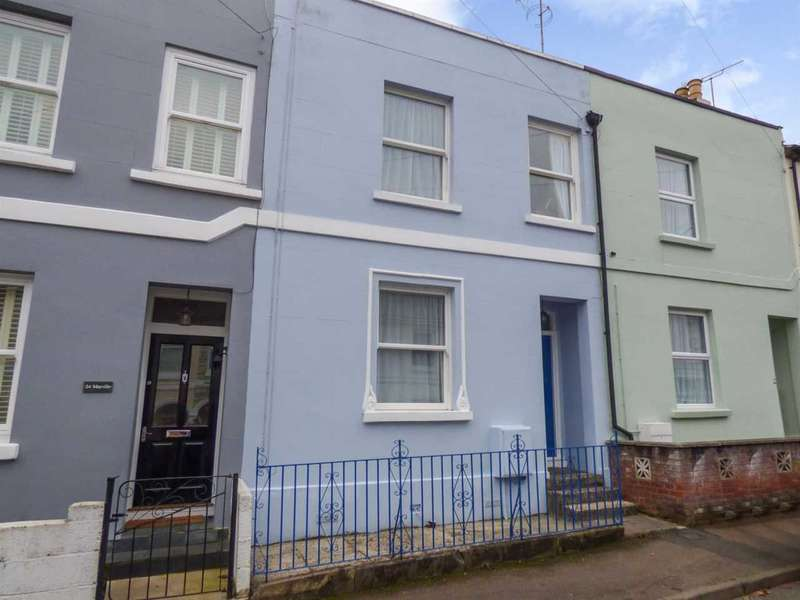 3 Bedrooms Terraced House for sale in Great Western Terrace, Cheltenham