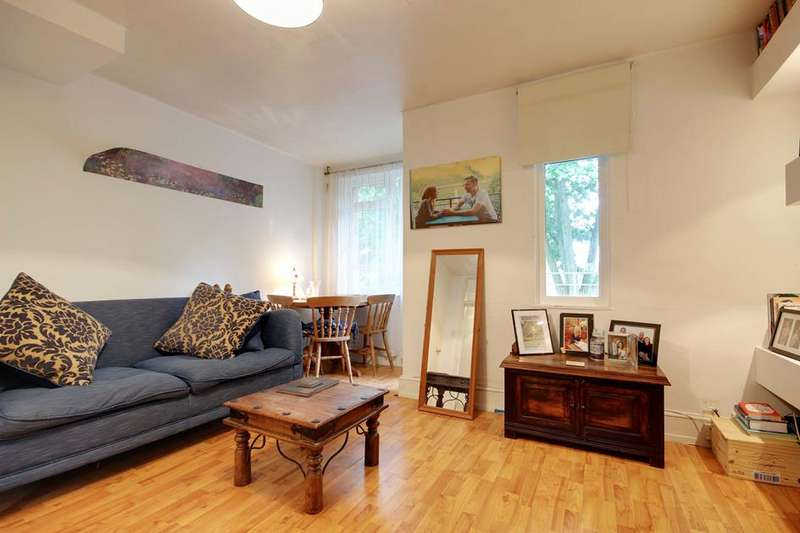 2 Bedrooms Flat for sale in Holly Park Estate, Stroud Green, London, N4