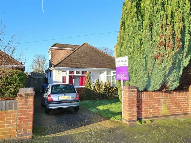 5 Bedrooms Detached Bungalow for sale in Somerby Road, Oakdale, POOLE, Dorset