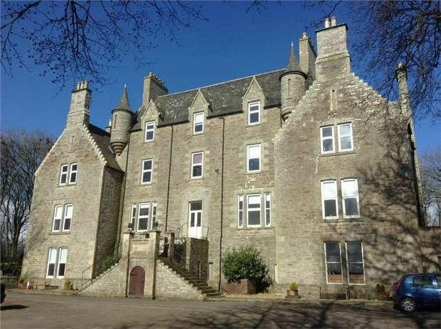 1 Bedroom Flat for rent in Flat 2 Braal Castle, Halkirk, Caithness