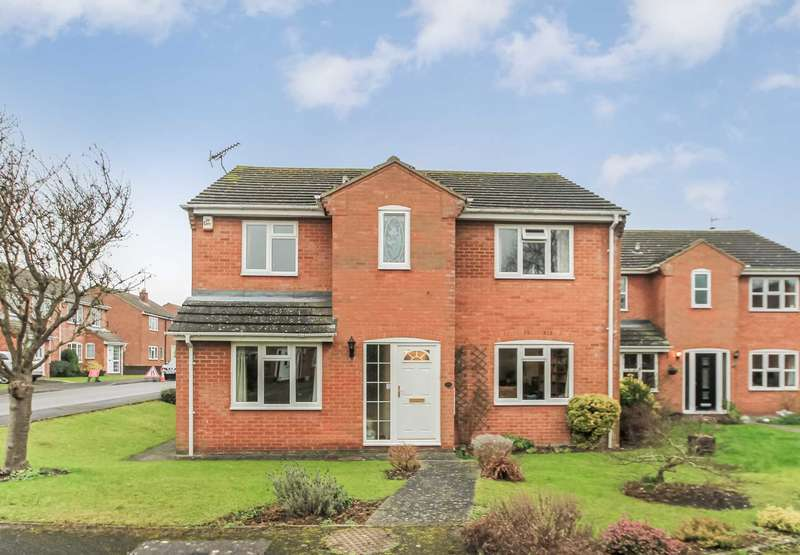 4 Bedrooms Detached House for sale in Lukes Lea, Marsworth