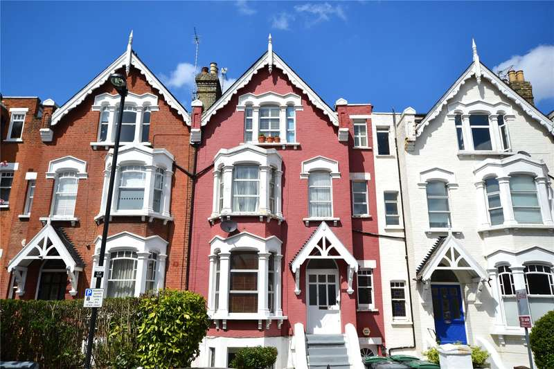 2 Bedrooms Apartment Flat for sale in Cecile Park, Crouch End, London, N8