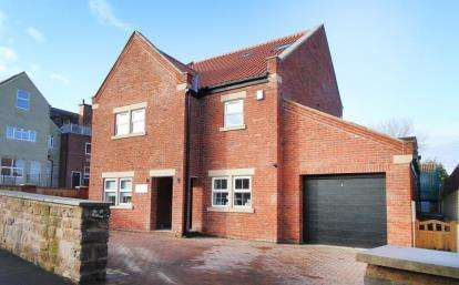 5 Bedrooms Detached House for sale in North Farm Court, Aston, Sheffield, South Yorkshire