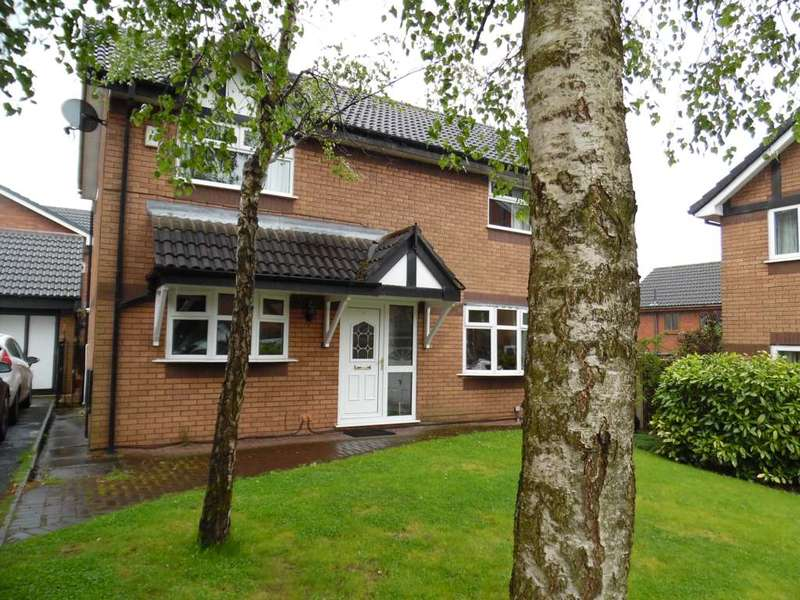 3 Bedrooms Detached House for sale in Westcott Grove, Royton