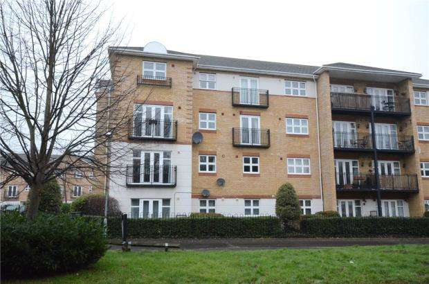 2 Bedrooms Apartment Flat for sale in Ogden Park, Bracknell, Berkshire
