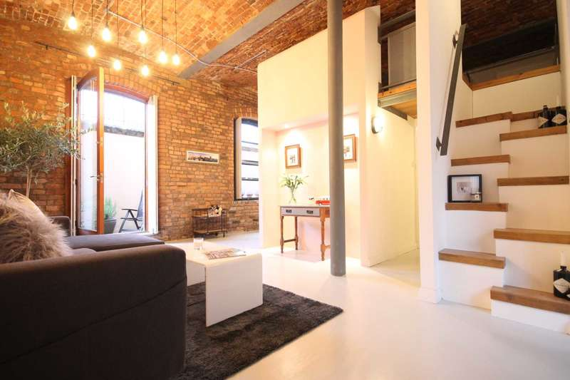 1 Bedroom Apartment Flat for sale in Britannia Mills, 11 Hulme Hall Road, Castlefield