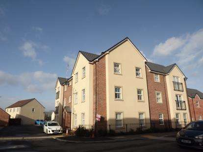 1 Bedroom Flat for sale in Snetterton Heath, Kingsway, Gloucester, Gloucestershire