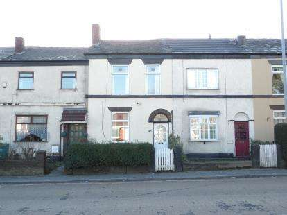 2 Bedrooms Terraced House for sale in Bury Road, Breightmet, Bolton, Greater Manchester, BL2