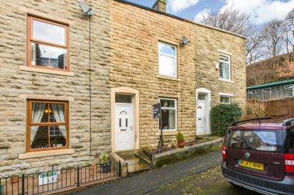 2 Bedrooms Terraced House for sale in Elizabeth Street, Rossendale, Lancashire, BB4