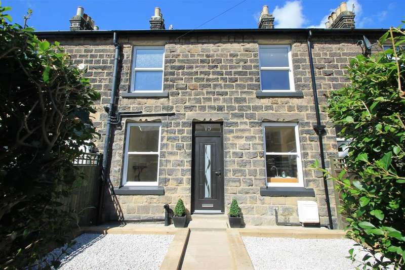 2 Bedrooms Terraced House for sale in South View, Menston, Ilkley