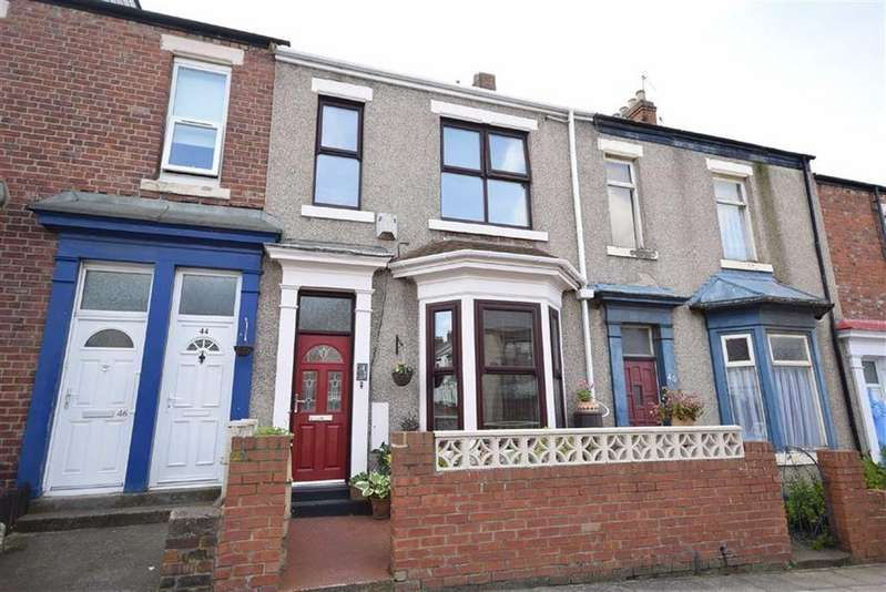 5 Bedrooms Terraced House for sale in Northcote Street, South Shields
