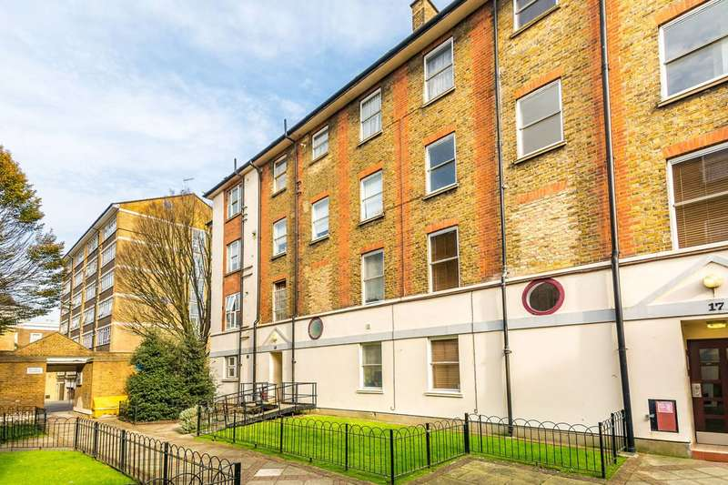 1 Bedroom Flat for sale in Penzance Street, Holland Park, W11