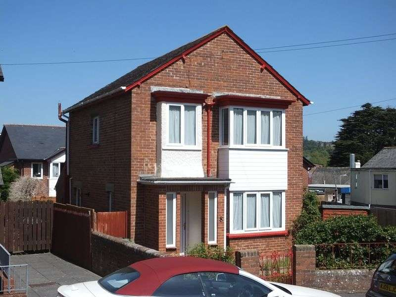 3 Bedrooms Property for sale in Cleve Road St Thomas, Exeter