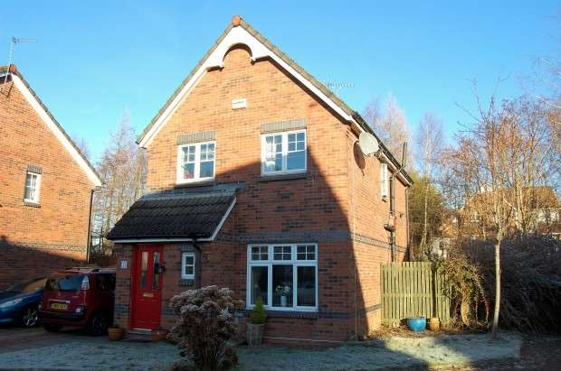 3 Bedrooms Detached House for sale in Chirmorie Crescent, Crookston, G53