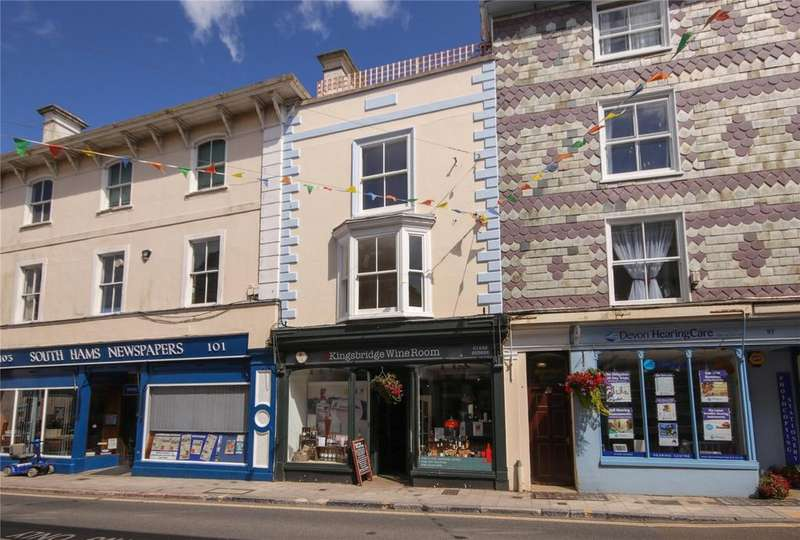 1 Bedroom Apartment Flat for sale in Fore Street, Kingsbridge, Devon, TQ7